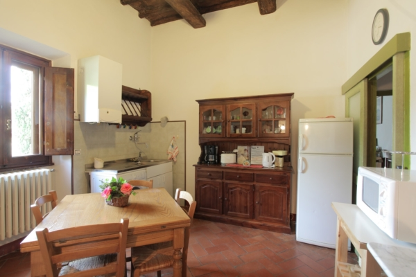Villa Nobili kitchen 4