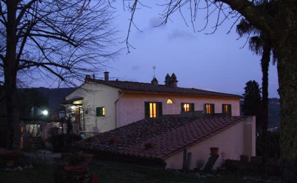 Bed and Breakfast Villa Nobili esternal view 2