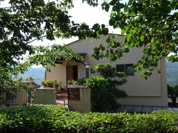Bed and Breakfast Villa Nobili esternal view