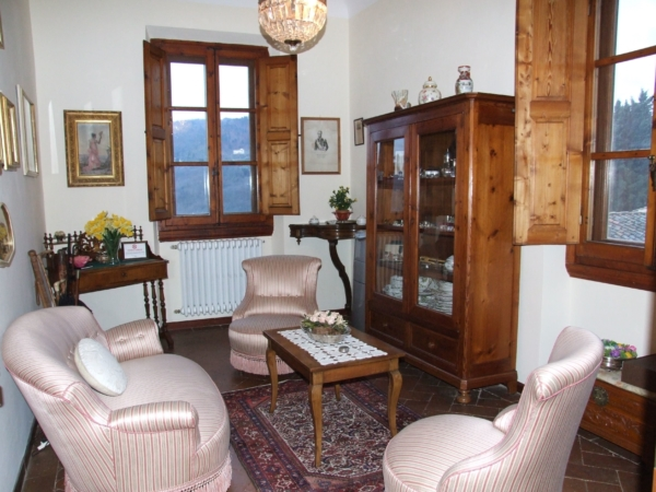 Villa Nobili B&B Salottino